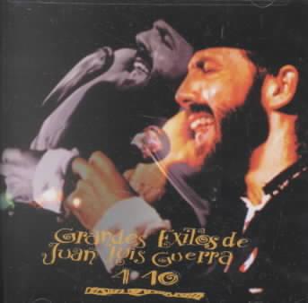 GRANDES EXITOS BY GUERRA,JUAN LUIS (CD)