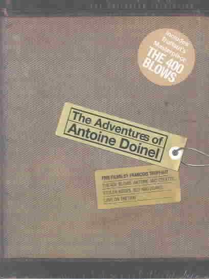 ADVENTURES OF ANTOINE DOINEL BY TRUFFAUT,FRANCOIS (DVD)